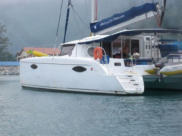 Preowned Sail Catamarans for Sale 2010 Orana 44