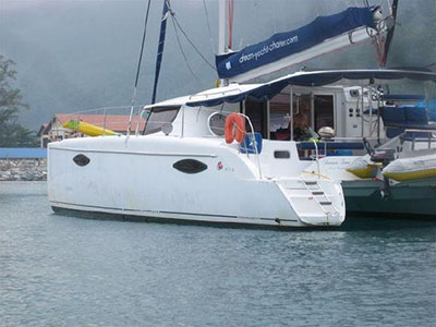 Catamarans SHINE-A-LIGHT, Manufacturer: FOUNTAINE PAJOT , Model Year: 2011, Length: 40ft, Model: Lipari 40, Condition: USED, Listing Status: Catamaran for Sale, Price: EURO 195000