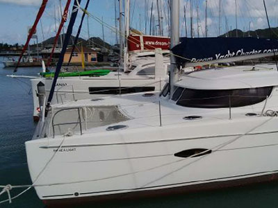 SOLD Legacy 35  in Largo Florida (FL)  HULL 1206 Thumbnail for Listing New Sail