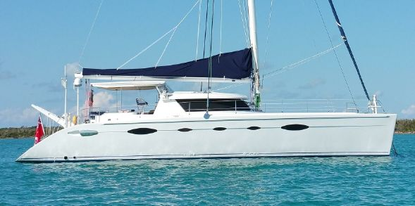 SIX Fountaine Pajot Catamarans for sale 