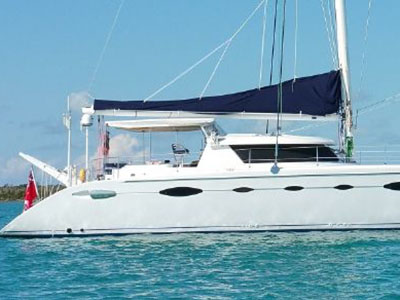 Catamarans HIGHCUBE, Manufacturer: FOUNTAINE PAJOT , Model Year: 2006, Length: 60ft, Model: Eleuthera 60, Condition: Preowned, Listing Status: Catamaran for Sale, Price: USD 775000