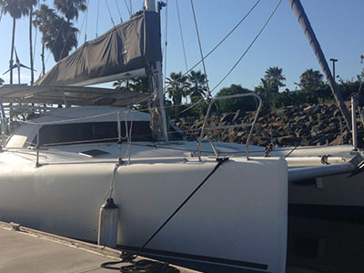 Catamarans SPECULATION, Manufacturer: LEOPARD, Model Year: 2012, Length: 44ft, Model: Leopard 44, Condition: USED, Listing Status: Catamaran for Sale, Price: USD 399000