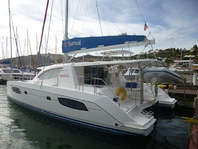 Catamarans POPOKI, Manufacturer: JEANTOT MARINE, Model Year: 1997, Length: 37ft, Model: Privilege 37, Condition: USED, Listing Status: Acceptance of Vessel, Price: USD 175000