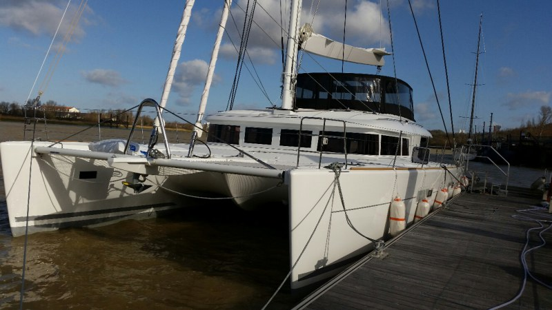 New Sail Catamarans for Sale 2015 Lagoon 620