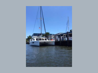 SOLD Leopard 44 owners version  in Fort Lauderdale Florida (FL)  C'EST SEA BON Thumbnail for Listing Preowned Sail