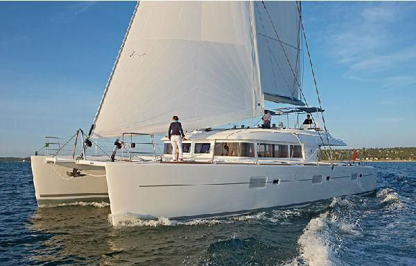 Catamarans CAT AND THE FIDDLE, Manufacturer: LAGOON, Model Year: 2013, Length: 62ft, Model: Lagoon 620 , Condition: USED, Listing Status: Catamaran for Sale, Price: USD 1595000