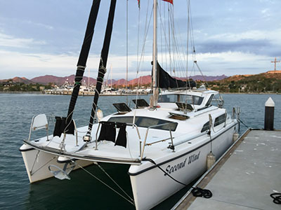 Catamarans ABOUT TIME, Manufacturer: LAGOON, Model Year: 2007, Length: 44ft, Model: Lagoon 440, Condition: USED, Listing Status: Catamaran for Sale, Price: USD 385000