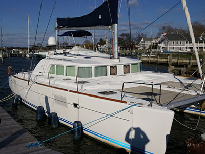Catamarans CATAPLEXY, Manufacturer: FOUNTAINE PAJOT , Model Year: 2011, Length: 39ft, Model: Lipari 41, Condition: USED, Listing Status: Catamaran for Sale, Price: USD 359000