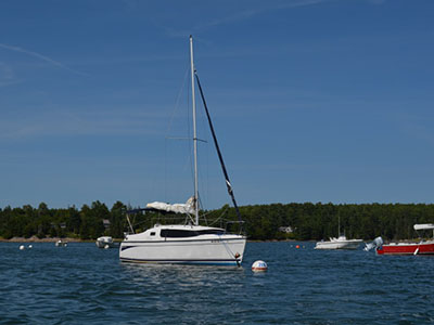 Catamarans LUNASEA, Manufacturer: ROBERTSON & CAINE, Model Year: 2011, Length: 37ft, Model: Leopard 38, Condition: USED, Listing Status: Catamaran for Sale, Price: USD 219000