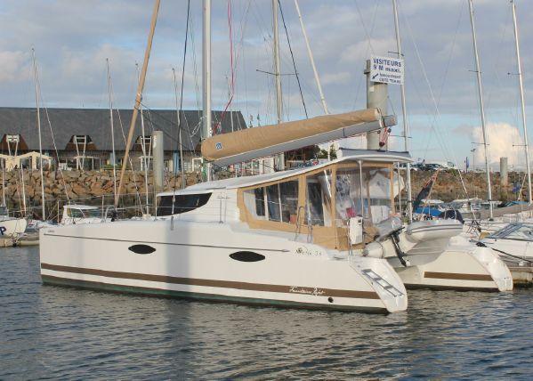Catamarans COPYCAT Manufacturer FOUNTAINE PAJOT Model