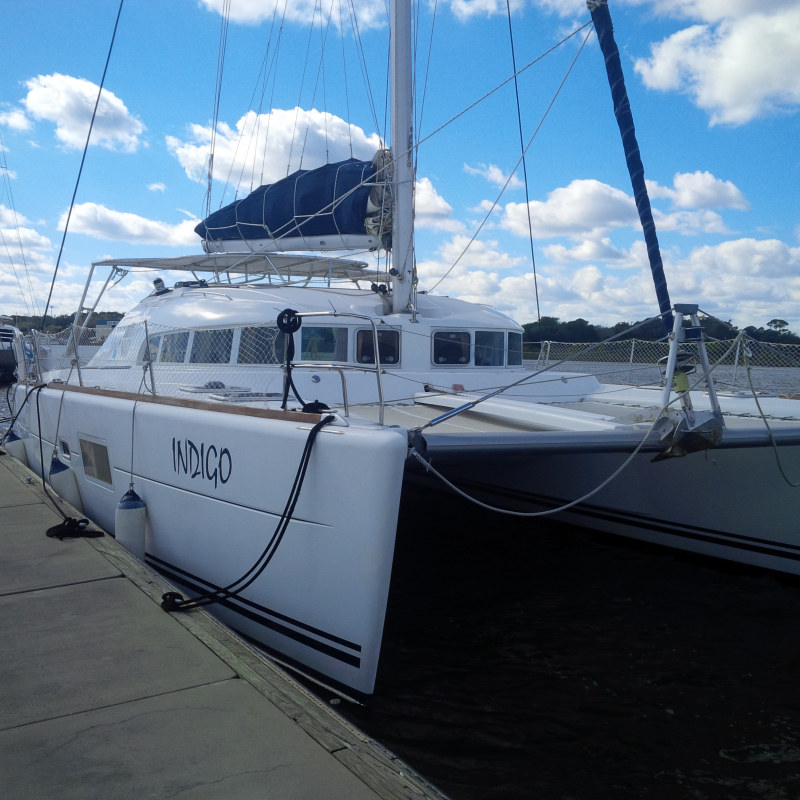Catamarans INDIGO, Manufacturer: LAGOON, Model Year: 2006, Length: 41ft, Model: Lagoon 410 S2, Condition: USED, Listing Status: Catamaran for Sale, Price: USD 215000