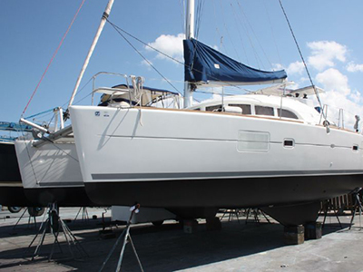Used Sail Catamarans for Sale  Lagoon 380 S2