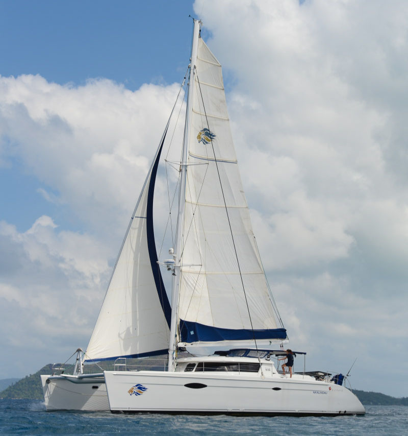 Catamarans NKALINDAU, Manufacturer: FOUNTAINE PAJOT , Model Year: 2010, Length: 61ft, Model: Eleuthera 60, Condition: USED, Listing Status: Catamaran for Sale, Price: EURO 750000