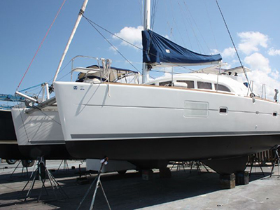 Catamarans ZZ HULL 04, Manufacturer: ROBERTSON & CAINE, Model Year: 2009, Length: 37ft, Model: Leopard 37 PC, Condition: USED, Listing Status: Catamaran for Sale, Price: USD 209000