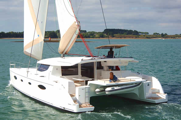 ELEVEN Catamarans For Sale. 48 feet in length. 