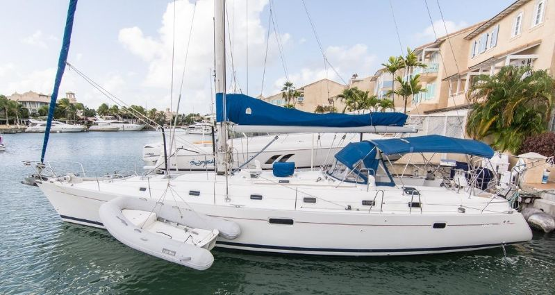 Preowned Sail Catamarans for Sale 2002 Farr 50