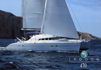 Catamarans CALLIOPE, Manufacturer: LAGOON, Model Year: 2003, Length: 47ft, Model: Lagoon 470, Condition: USED, Listing Status: Coming Soon, Price: USD 395000
