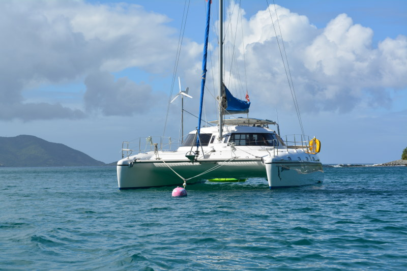Preowned Sail Catamarans for Sale 2003 Wildcat 350