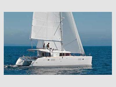 New Sail Catamarans for Sale 2012 Lagoon 450