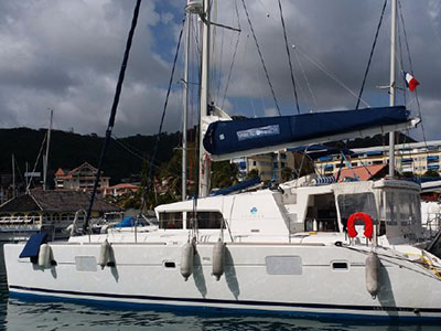 Catamarans ANGIE, Manufacturer: LAGOON, Model Year: 2009, Length: 51ft, Model: Lagoon 500, Condition: USED, Listing Status: Catamaran for Sale, Price: EURO 450000