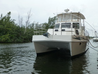 Catamarans MI LILLY, Manufacturer: ENDEAVOUR, Model Year: 2007, Length: 40ft, Model: Trawler Cat 40, Condition: USED, Listing Status: Catamaran for Sale, Price: USD 319900