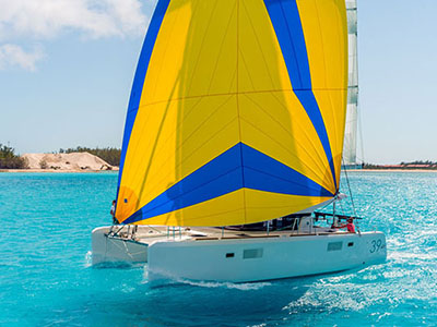 SOLD Sunreef 70  in Honolulu Hawaii (HI)  POMAIKAI Thumbnail for Listing Preowned Sail