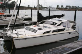 Preowned Sail Catamarans for Sale 2006 Gemini 105Mc
