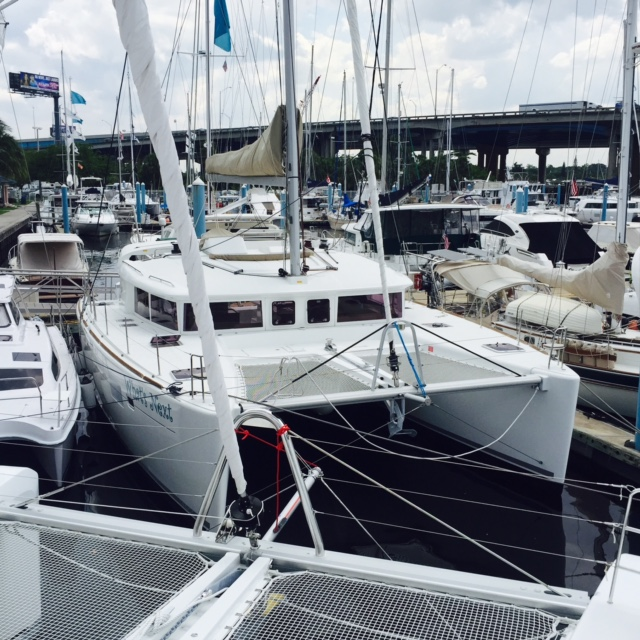 Preowned Sail Catamarans for Sale 2012 Lagoon 450