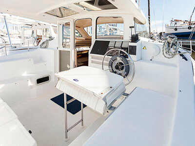 Catamaran for Sale Gemini 105Mc  in Fort Lauderdale Florida (FL)  PANDORA  Preowned Sail