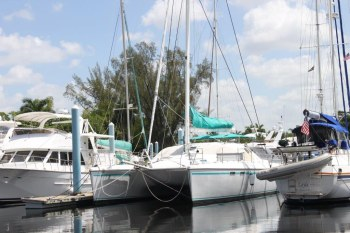 Catamarans DREAM ON, Manufacturer: ALLIAURA MARINE, Model Year: 1999, Length: 47ft, Model: Privilege 465, Condition: USED, Listing Status: Catamaran for Sale, Price: USD 385000