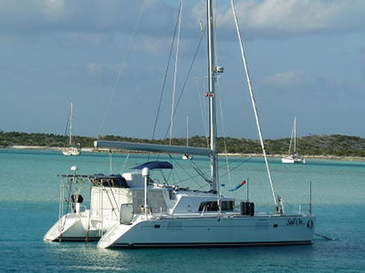 Catamarans RELAX AWAY, Manufacturer: LAGOON, Model Year: 2009, Length: 44ft, Model: Lagoon 440, Condition: USED, Listing Status: SOLD, Price: USD 455000
