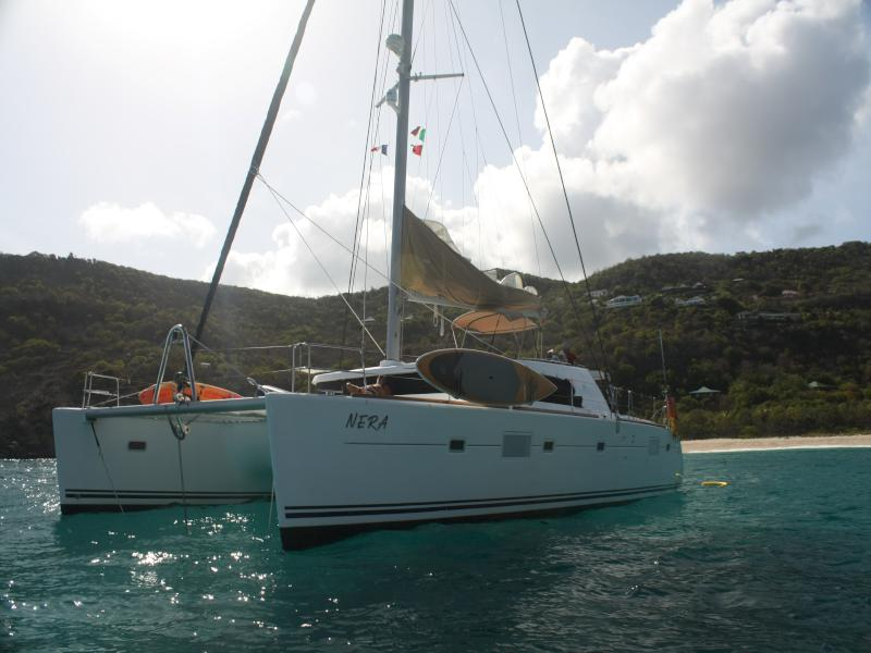 Preowned Sail Catamarans for Sale 2007 Lagoon 500