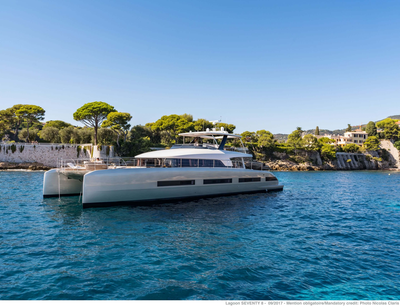 New Power Catamarans for Sale  Seventy 8