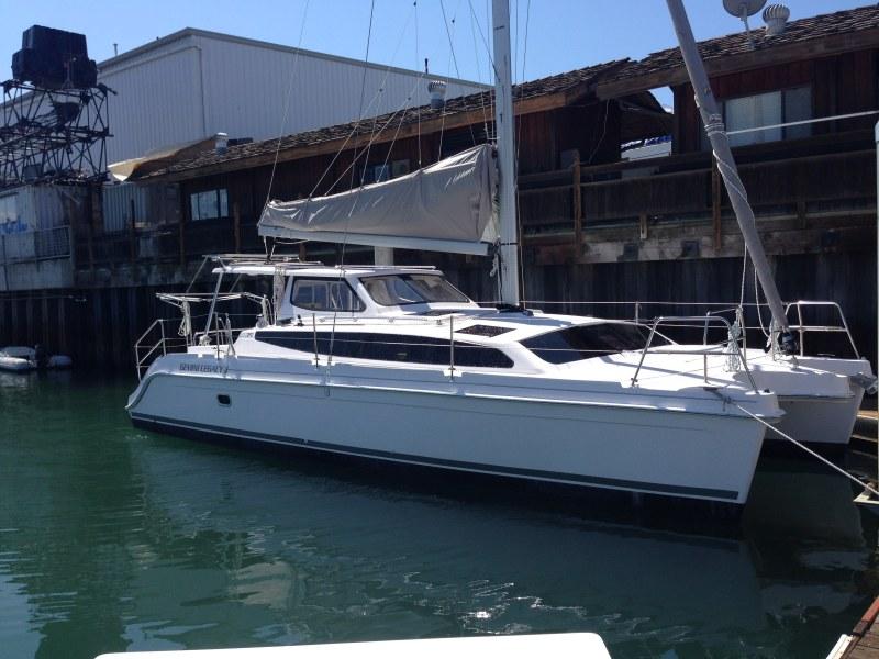 14 Pending Sales in Last 30 Days on Catamarans.com