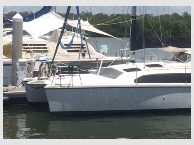 SOLD Lagoon 450 S  in Fort Lauderdale Florida (FL)  CLASSROOM MANAGEMENT Thumbnail for Listing New Sail