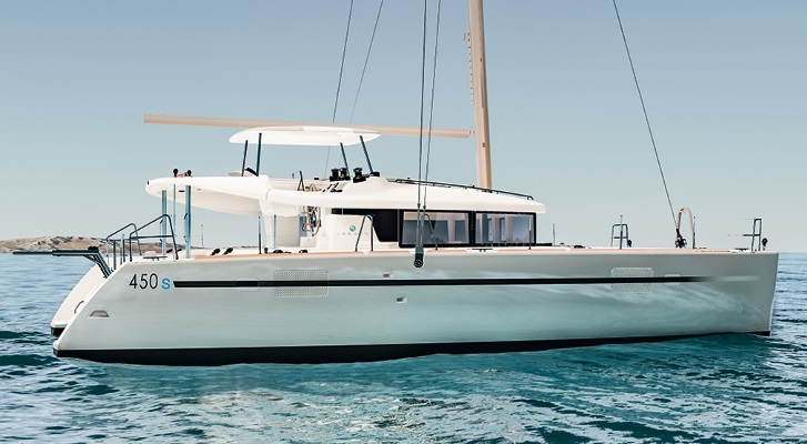 New Sail Catamarans for Sale 2016 Lagoon 450 S