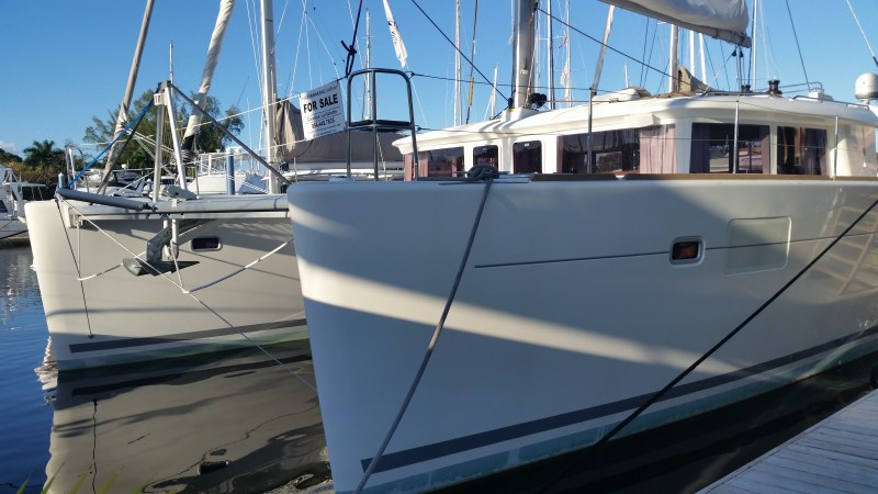 Preowned Sail Catamarans for Sale 2013 Lagoon 450