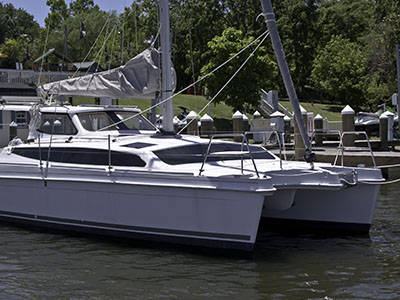 Under Offer Legacy 35  in Edgewater  Maryland (MD)  HULL 1220  New Sail