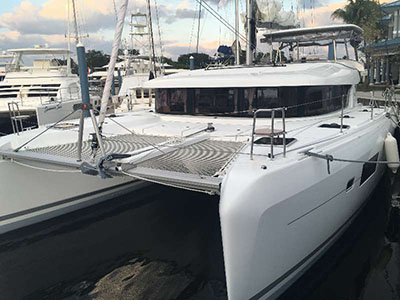 Catamarans HULL 028, Manufacturer: LAGOON, Model Year: 2017, Length: 42ft, Model: Lagoon 42, Condition: New, Listing Status: Catamaran for Sale, Price: USD 553664