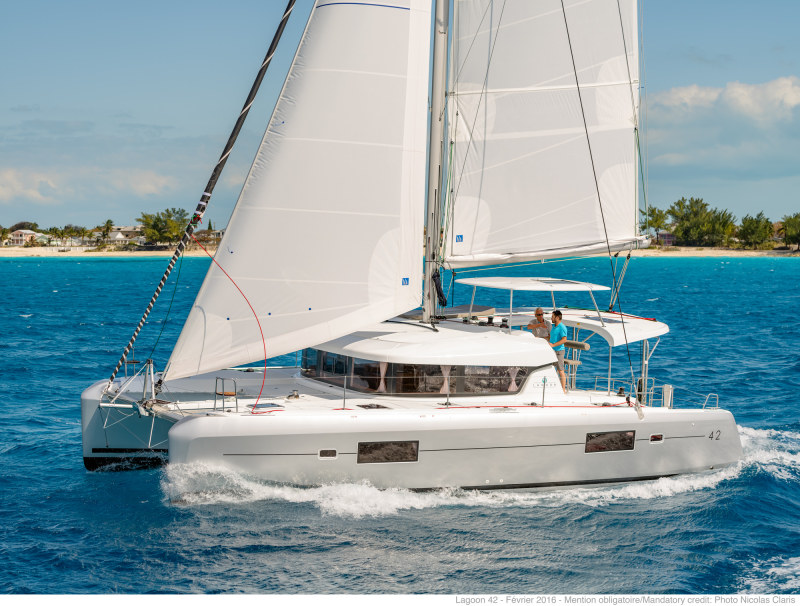 Catamarans BEAR, Manufacturer: LAGOON, Model Year: 2017, Length: 42ft, Model: Lagoon 42, Condition: New, Listing Status: Catamaran for Sale, Price: USD 572908