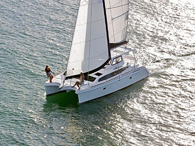 Sail Catamarans for Sale 2016 Legacy 35