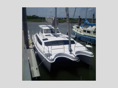 New Sail Catamarans for Sale 2019 Legacy 35