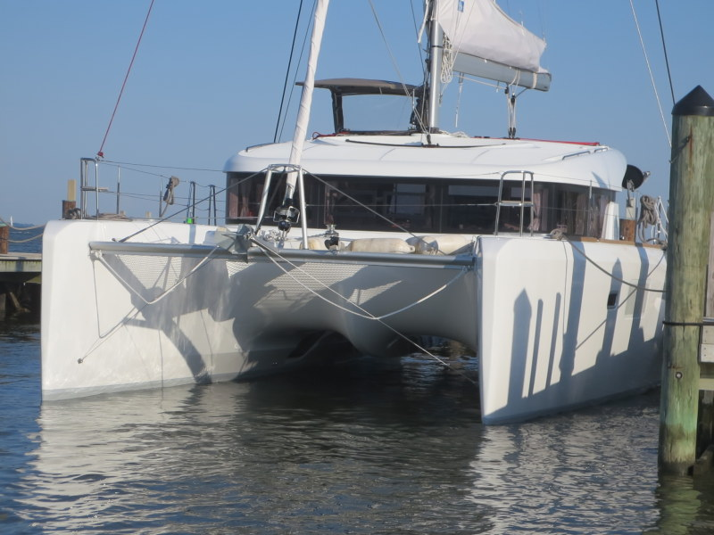 Preowned Sail Catamarans for Sale 2013 Lagoon 39