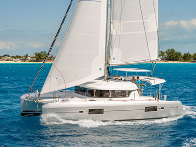 SOLD Lagoon 39  in Fort Lauderdale Florida (FL)  TACKS FREE Thumbnail for Listing Preowned Sail