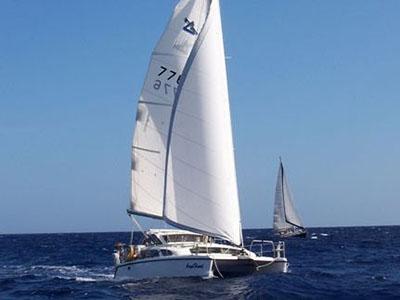 Used Sail Catamaran for Sale 2003 Endeavor 44
