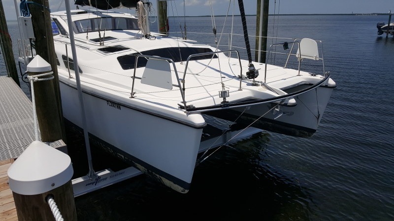 Used Sail Catamaran for Sale 2007 Gemini 105Mc