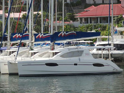 Catamarans KIPLING, Manufacturer: ROBERTSON & CAINE, Model Year: , Length: 39ft, Model: Leopard 39, Condition: Preowned, Listing Status: Catamaran for Sale, Price: USD 235000