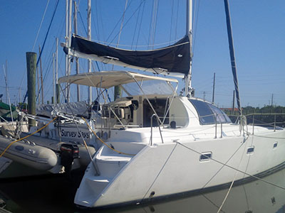 Catamarans SURVEY SAYS, Manufacturer: LAGOON TPI , Model Year: 1993, Length: 37ft, Model: Lagoon 37, Condition: Preowned, Listing Status: Catamaran for Sale, Price: USD 139900
