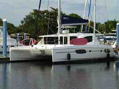 Catamarans RELAX D'A BORD, Manufacturer: ROBERTSON & CAINE, Model Year: 2012, Length: 44ft, Model: Leopard 44, Condition: Preowned, Listing Status: Catamaran for Sale, Price: USD 449000