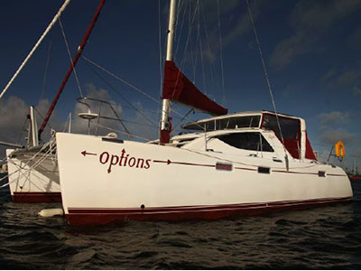 Catamarans OPTIONS, Manufacturer: ADMIRAL, Model Year: 2008, Length: 40ft, Model: Admiral Executive 40, Condition: USED, Listing Status: Coming Soon, Price: USD 349000